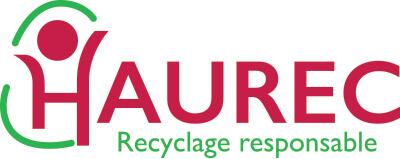 Haurec recycle les déchets (cartons, tissus, plastiques, métaux, etc) et les transformons avant de les expédier dans des filières appropriées